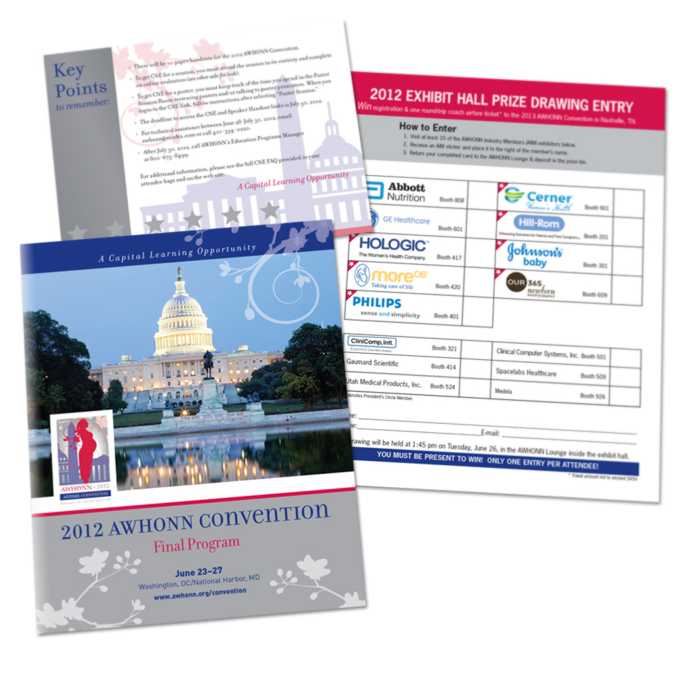 2012 Convention Program