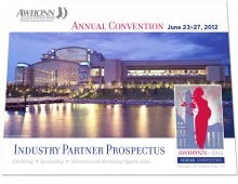 2012 Convention Program and Collateral