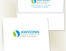AWHONN Stationery