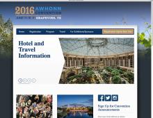 2016 AWHONN Convention Website