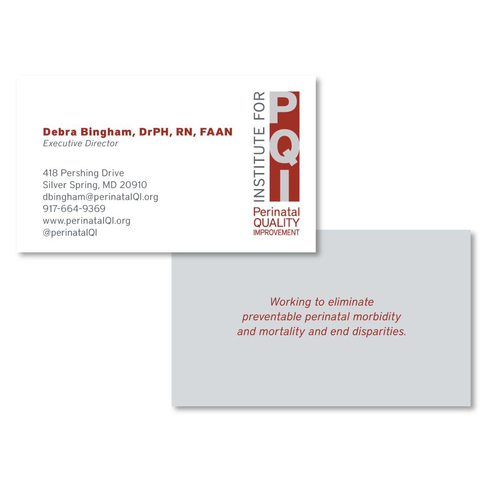 PQI-business card